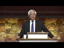 Tựa:  Tiếng Nói Sau Cùng Kinh Thánh:  Hê-bơ-rơ 1:1-4; Hê-bơ-rơ 2:1-4 Diễn Giả:  Mục Sư Nguyễn Thỉ Xem:  1528